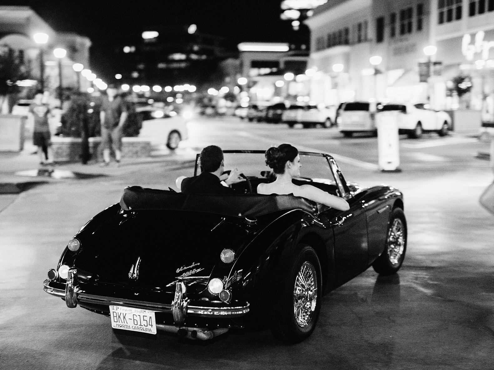 Photographer Ginny Corbett Car Exit