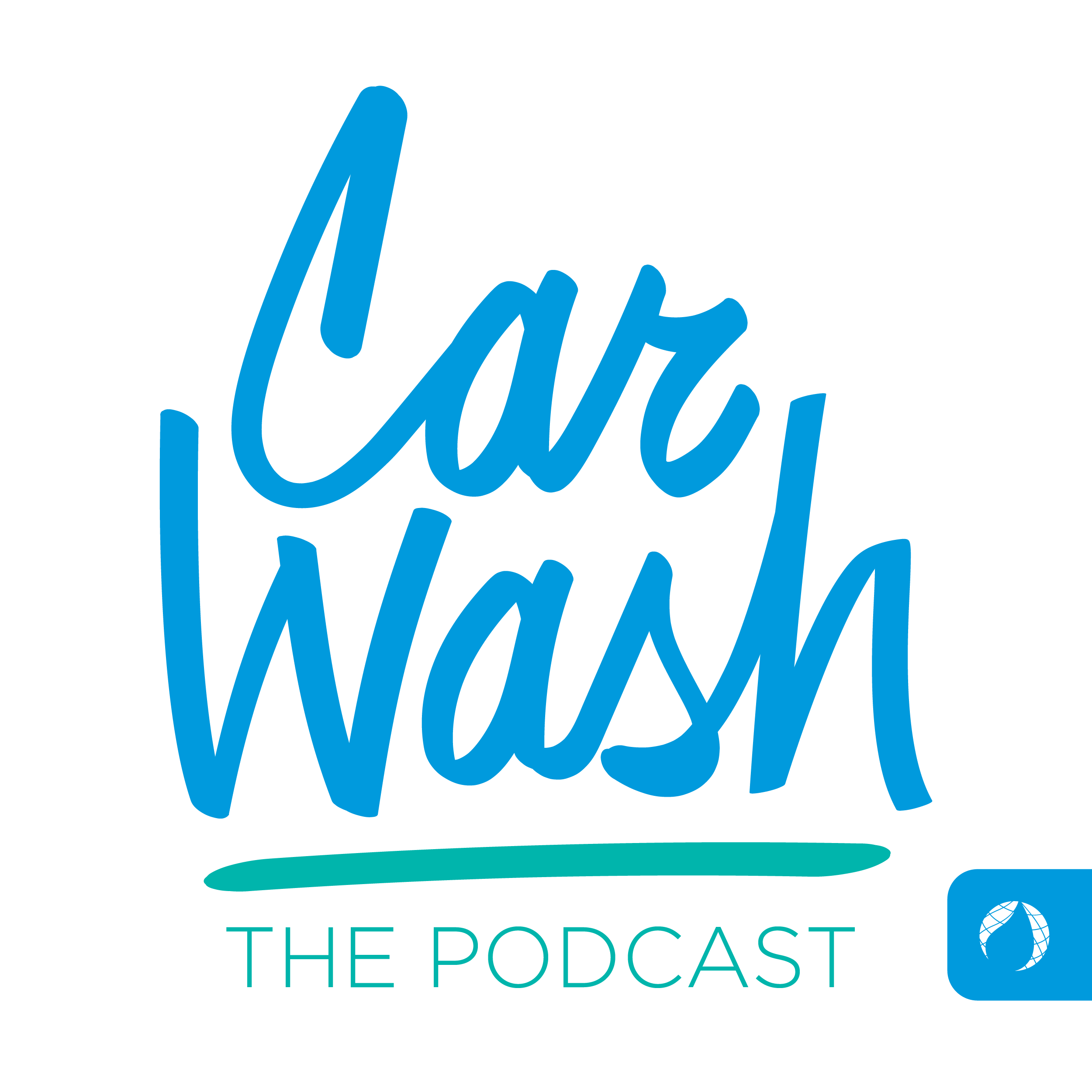 CAR WASH The Podcast show art