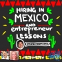 Artwork for 121 - Hiring in Mexico and Entrepreneur Lessons with Chris Martinez