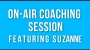 Artwork for 099: ON-Air Coaching with Suzanne