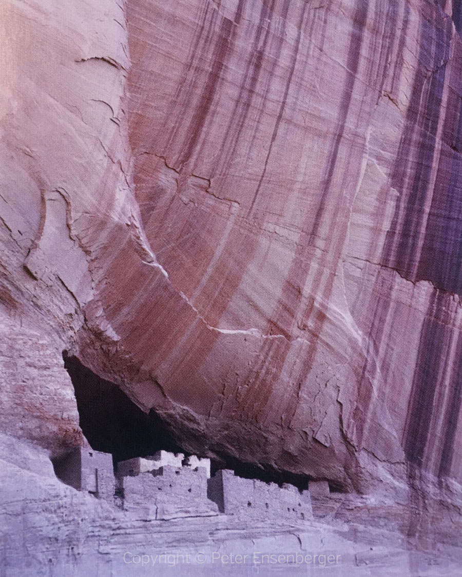 cliff dwelling rephoto