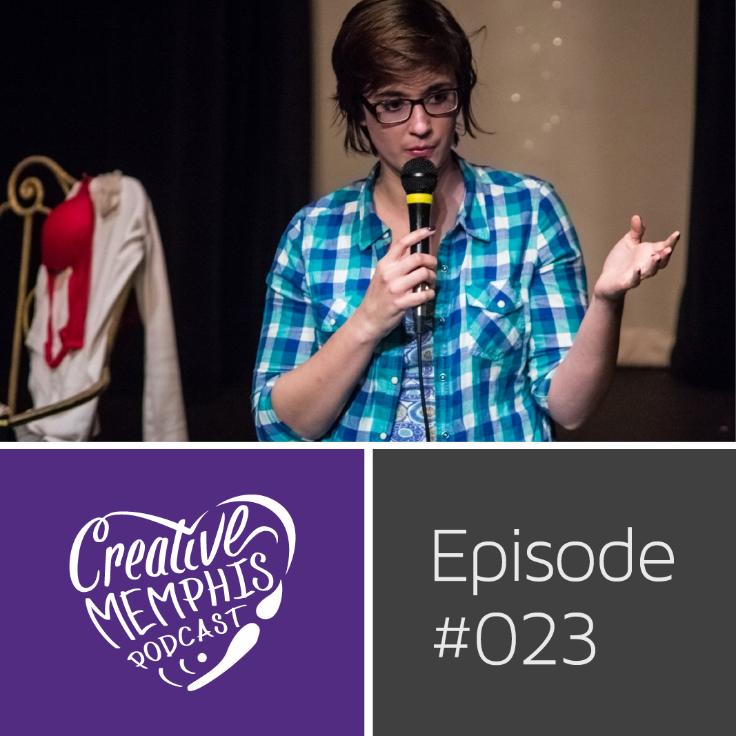 Episode #023: Katrina Coleman | Memphis Comedy Fest