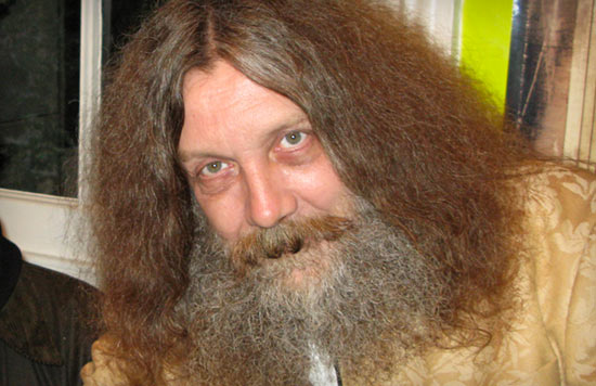 From the Archive: Alan Moore, Comic Creator - Watchmen, V for Vendetta, From Hell, Lost Girls