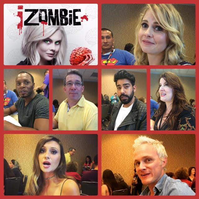 Episode 710 - SDCC: iZombie w/ Rose McIver/Aly Michalka/David Anders/Malcolm Goodwin/Rahul Kohli/Showrunner Rob Thomas/Producer Diane Ruggiero-Wright!