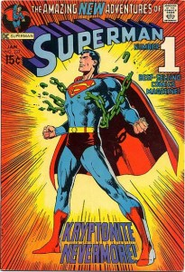Fanboy Power Hour Presents - Spotlight on Superman Part One!