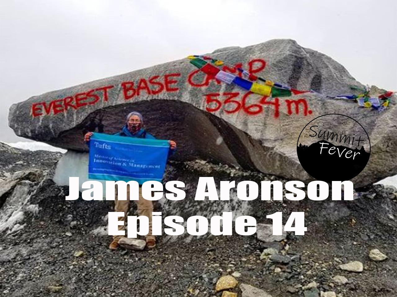 Episode 14: James Aronson show art
