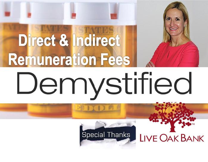 """DIR"" Fees De-Mystified - Sponsored by Live Oak Bank Pharmacy Podcast Episode 279"