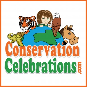 Conservation Celebrations with the The Green Up Girl®