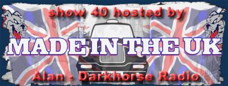 Darkhorse Radio hosts MIUK show 40