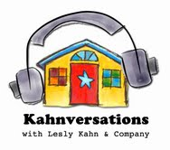 Kahnversations with Special Guest Sally Pressman!!!