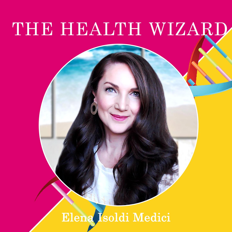 The Health Wizard show art