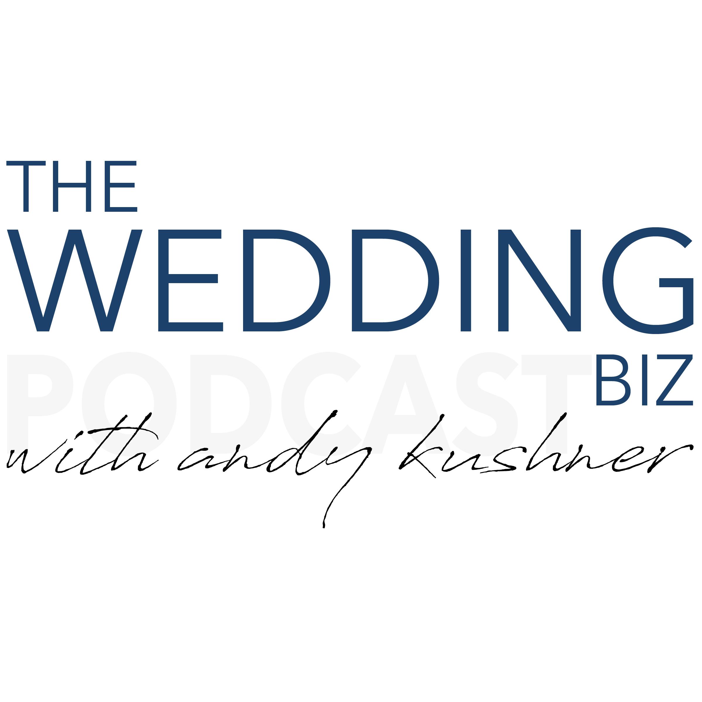 The Wedding Biz show art