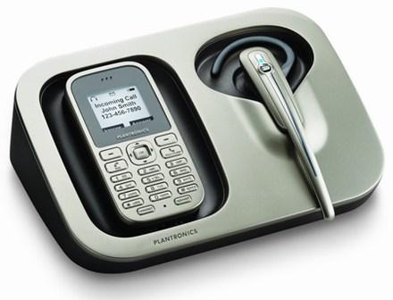 Línea fija, móvil y Skype en un solo teléfono con el Plantronics Calisto Pro