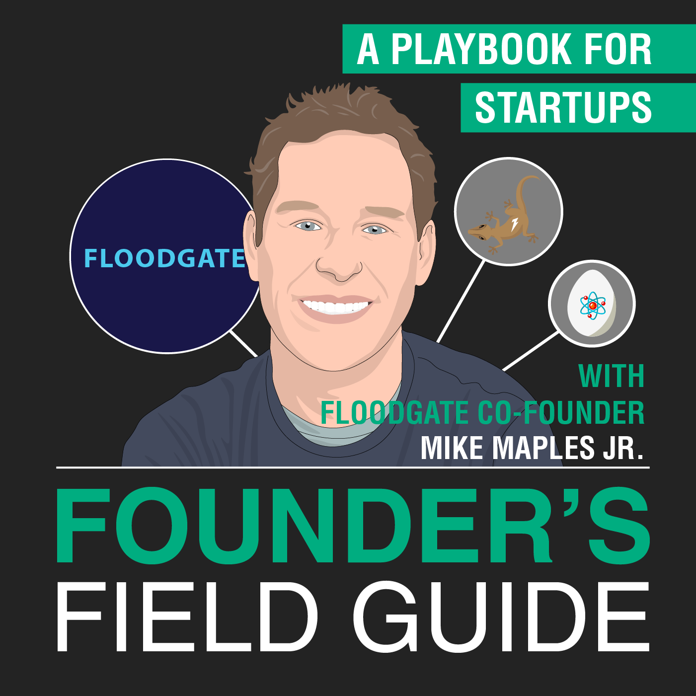 Mike Maples, Jr. - A Playbook for Startups - [Founder's Field Guide, EP. 48]