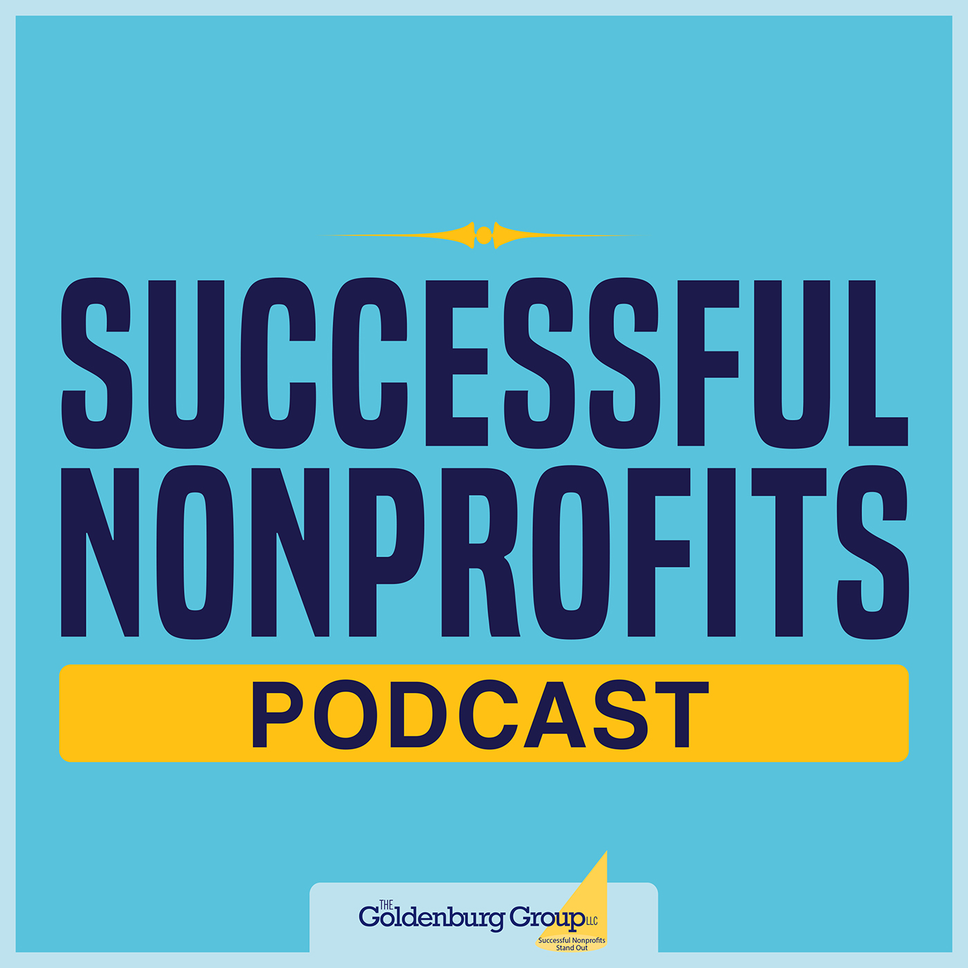 Successful Nonprofits Podcast show art