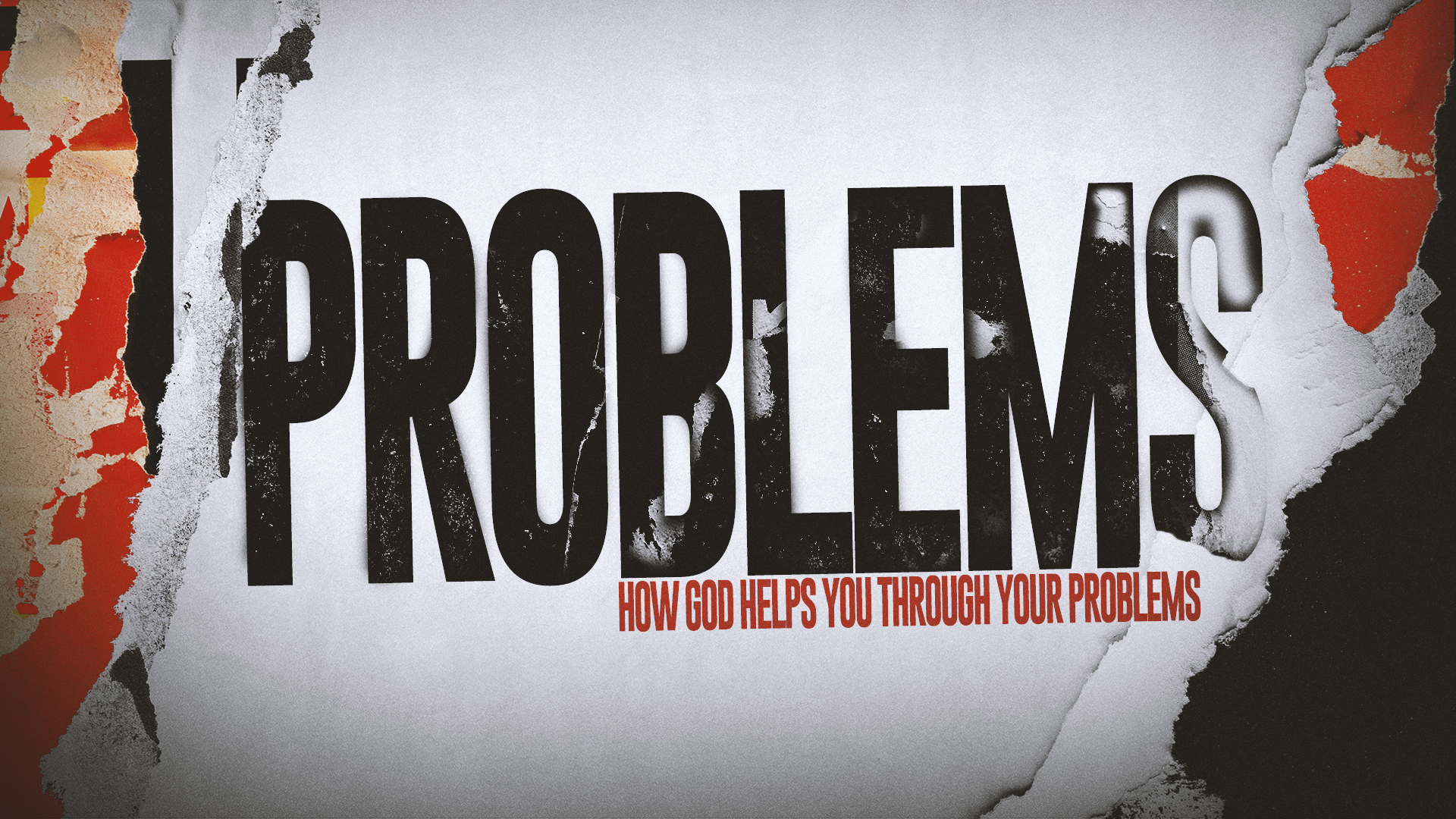 Problems - How to Keep My Problems in Perspective