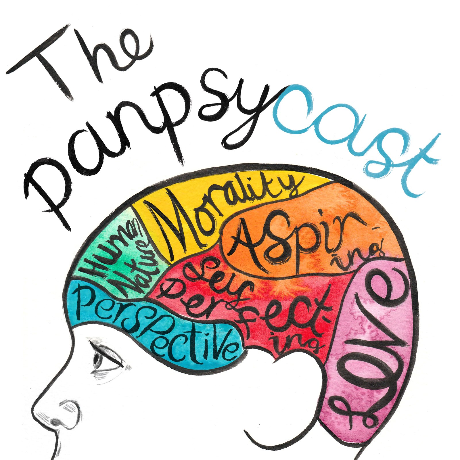 The Panpsycast Philosophy Podcast show art