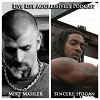 """Artwork for Ep.#117: Mike & Sincere share why certain guests will never reappear on the podcast, the favorite episodes from 2014, Mike's run-in with his neighbor, why trending phrases & trends such as """"bio-hacking"""" & """"butter in coffee"""" need to go away in 2015, & more"""