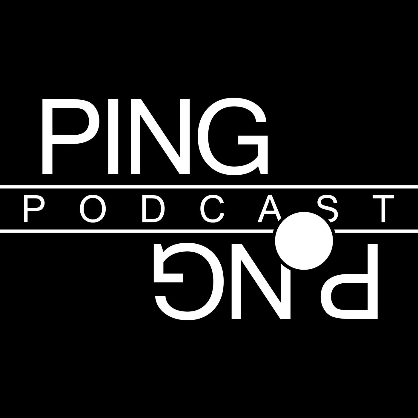 PingPongPodcast show art