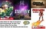 Artwork for  Mark Waid On Hulk Bob Greenberger On Star Trek Kieron Gillen On Iron Man and Steve Hovecke on Steampunk and Simonson