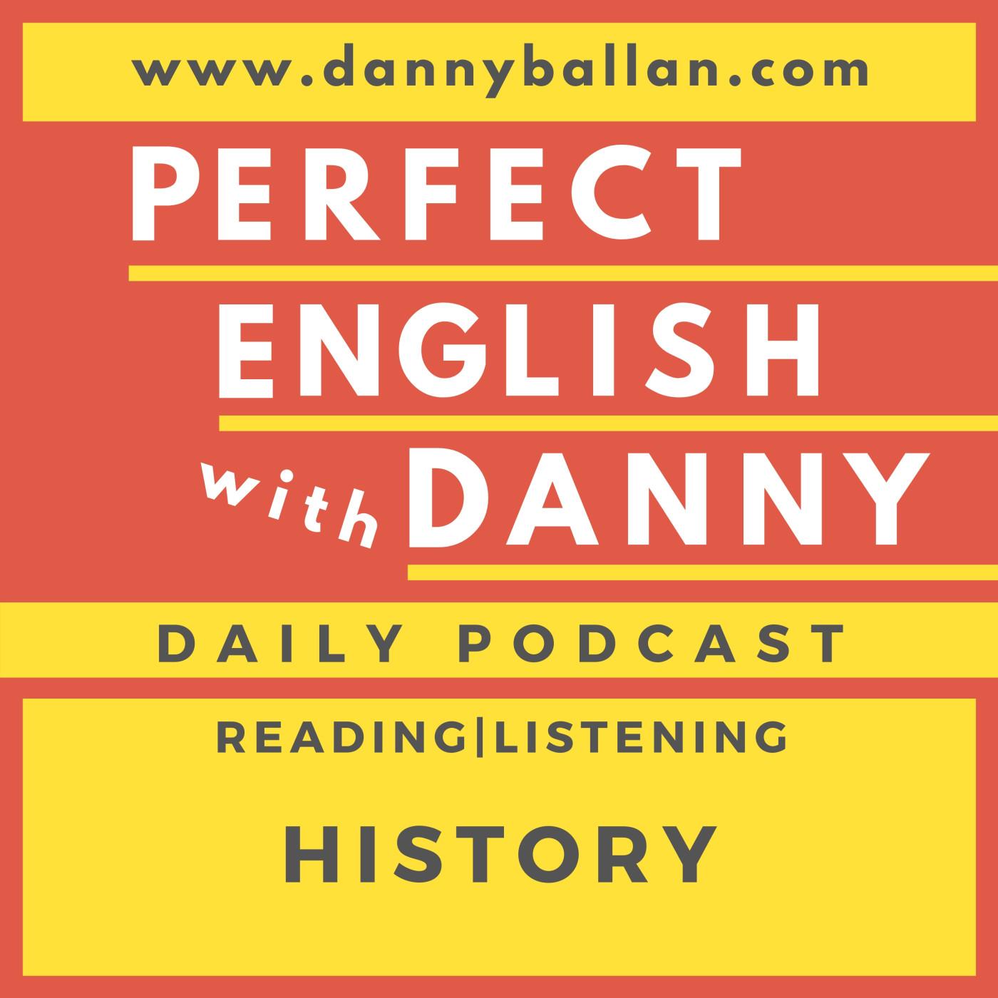 English Listening Practice   Danny Ballan