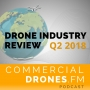 Artwork for #075 - Drone Industry Review: Q2 2018