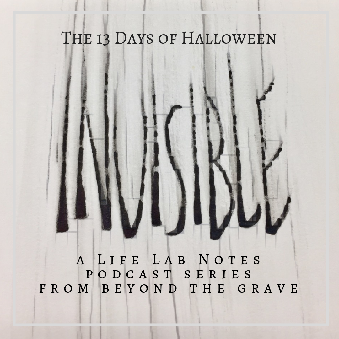 The 13 Days of Halloween - INVISIBLE -