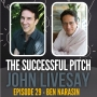Artwork for TSP029 | Ben Narasin – VC Secrets To Pitching