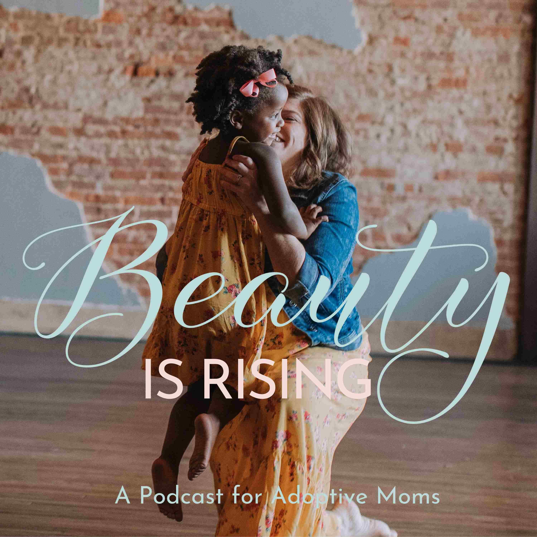 Beauty Is Rising show art