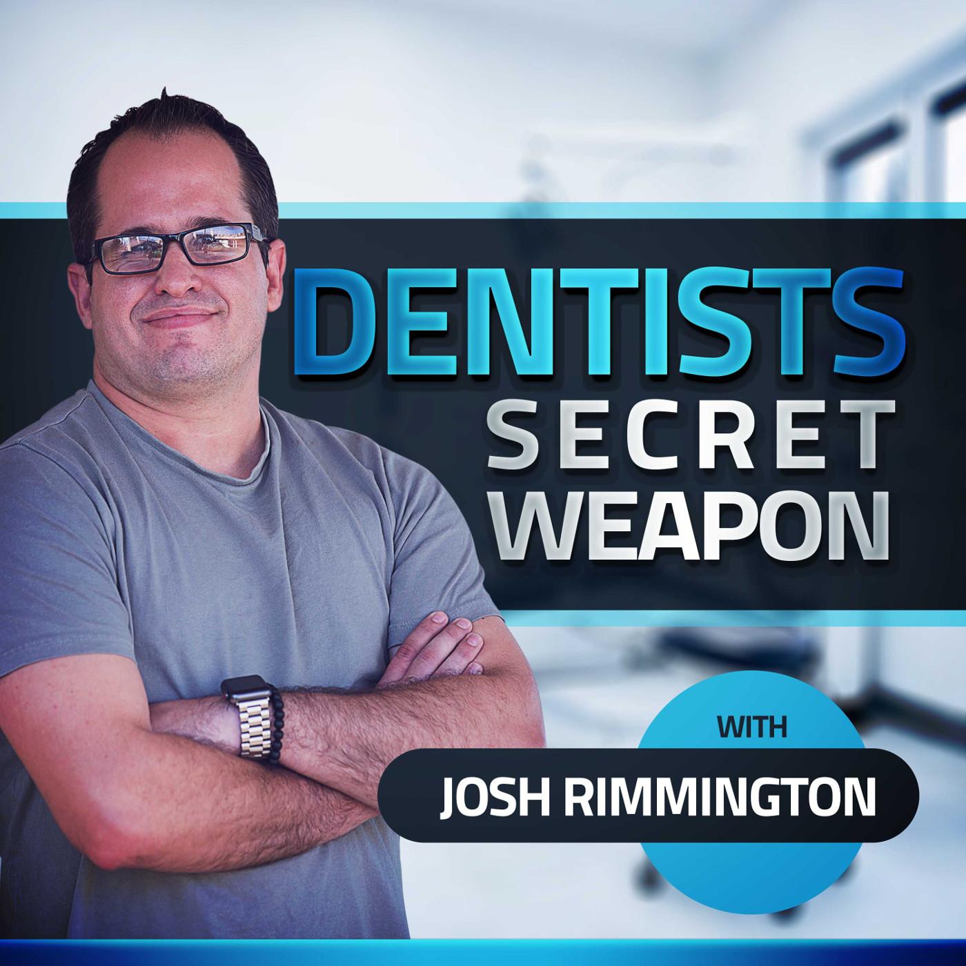 Dentists Secret Weapon show art