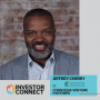Artwork for Investor Connect - 544 - Jeffrey Cherry of Conscious Venture Partners, LLC