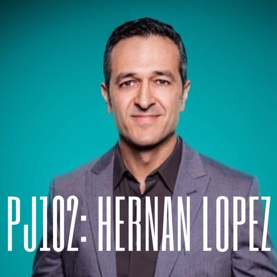 102 Hernan Lopez | The Journey to Creating the Golden Age of Audio Drama