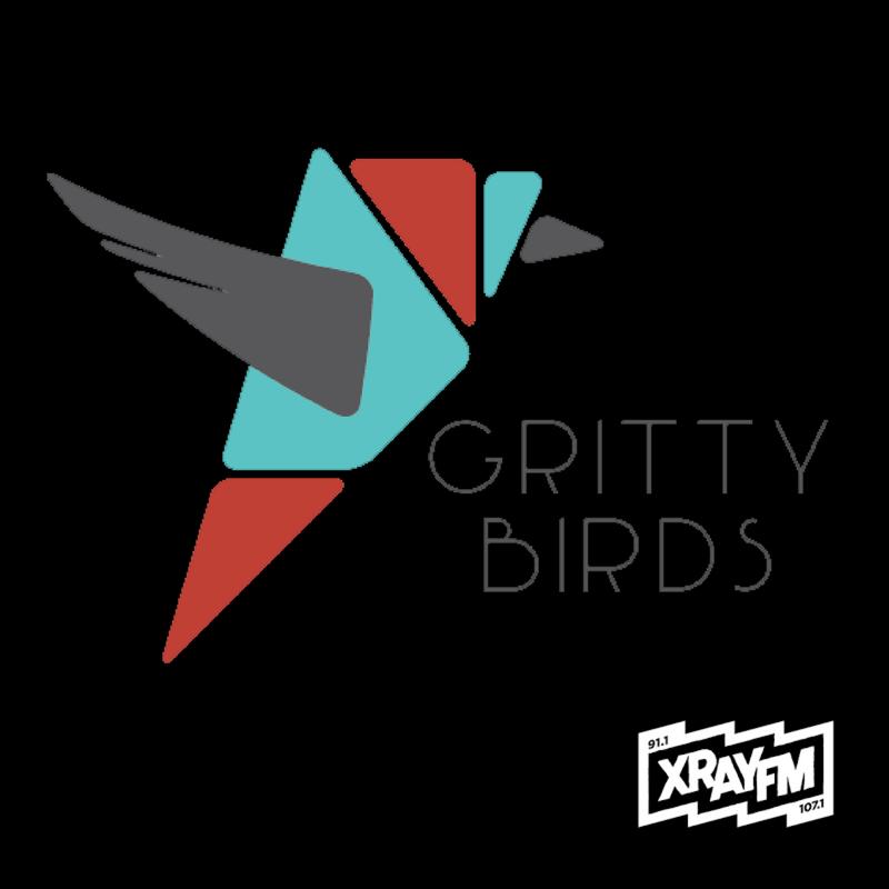 Gritty Birds show art