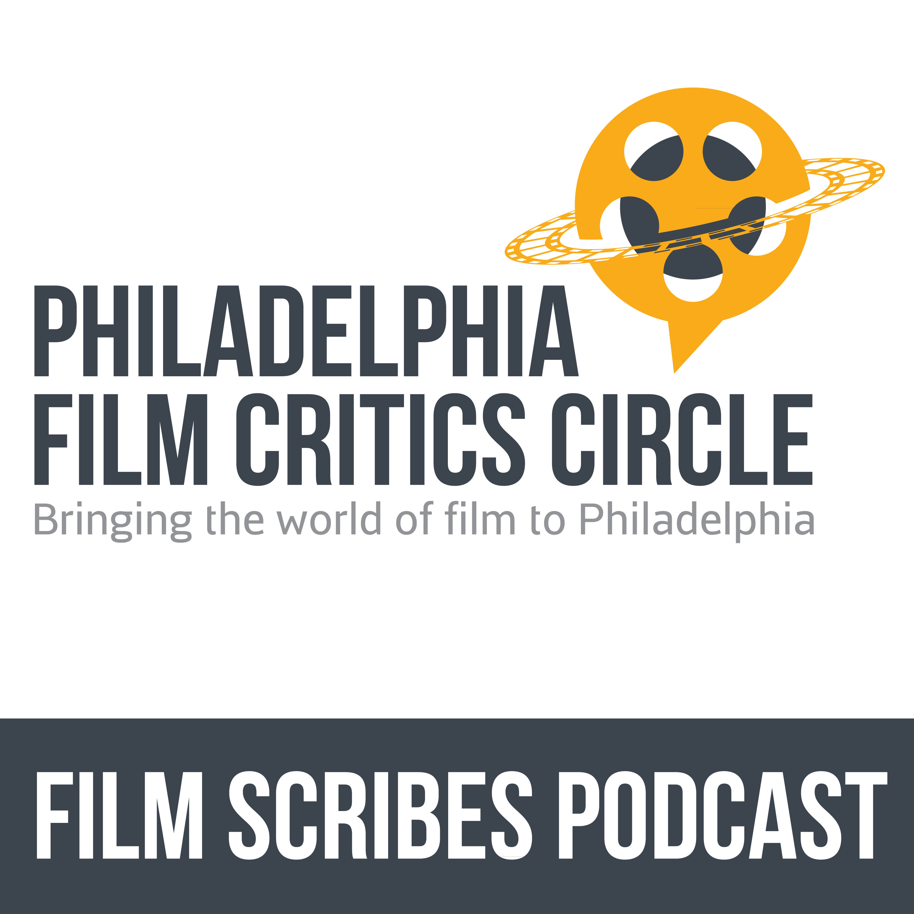 The Film Scribes Podcast show art
