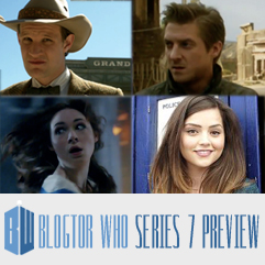 Doctor Who Series 7 Preview Podcast