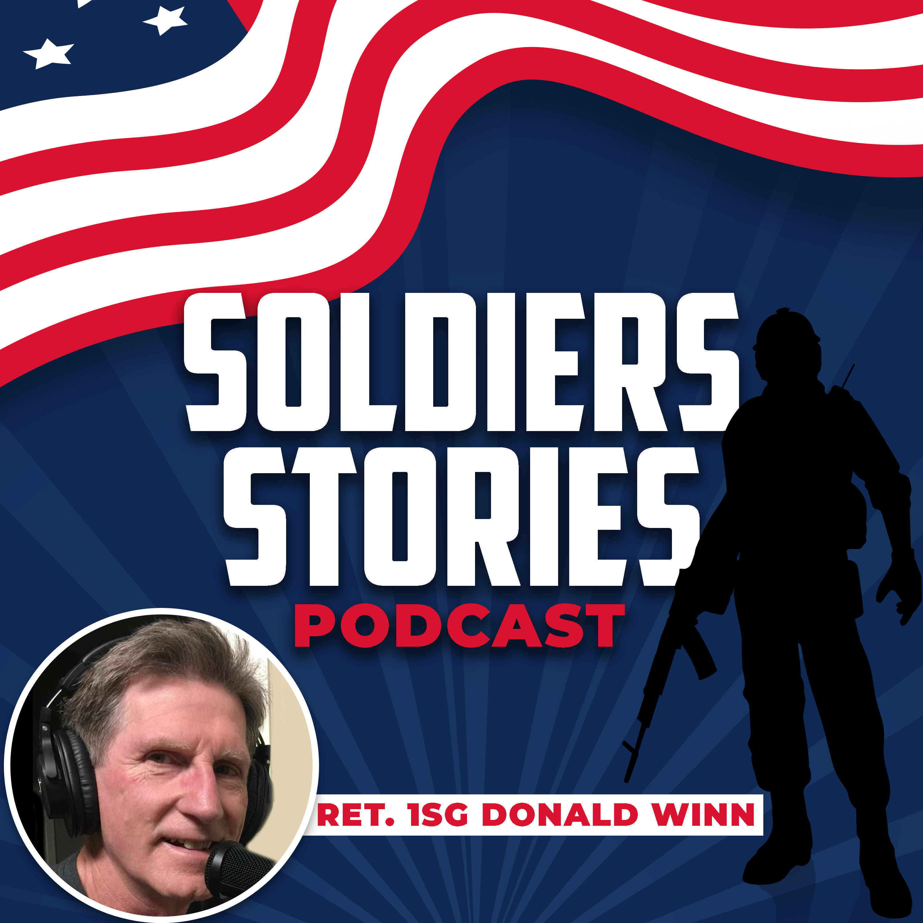 Soldiers Stories Podcast show art