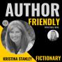 Artwork for #15 Kristina Stanley, Fictionary, a mystical magical story editing app