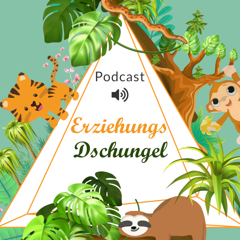 Erziehungsdschungel Podcast show art