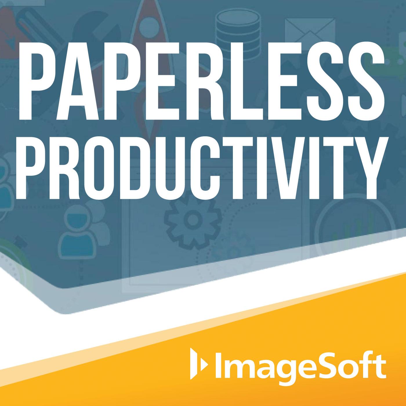 Paperless Productivity show art