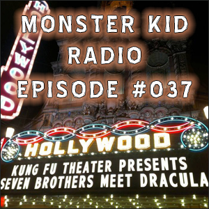 Monster Kid Radio #037 - Monster Kid Friendly Disney with Scott Morris - Part Two