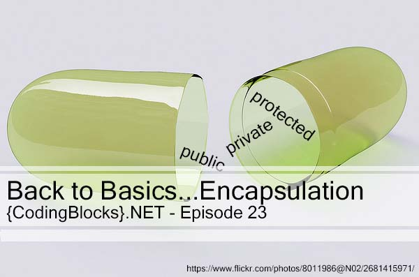 Back to Basics - Encapsulation for Object Oriented Programming