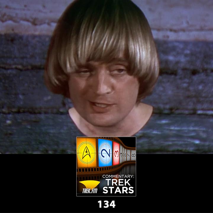 Commentary: Trek Stars 134: A Transparent Aluminum Nerd