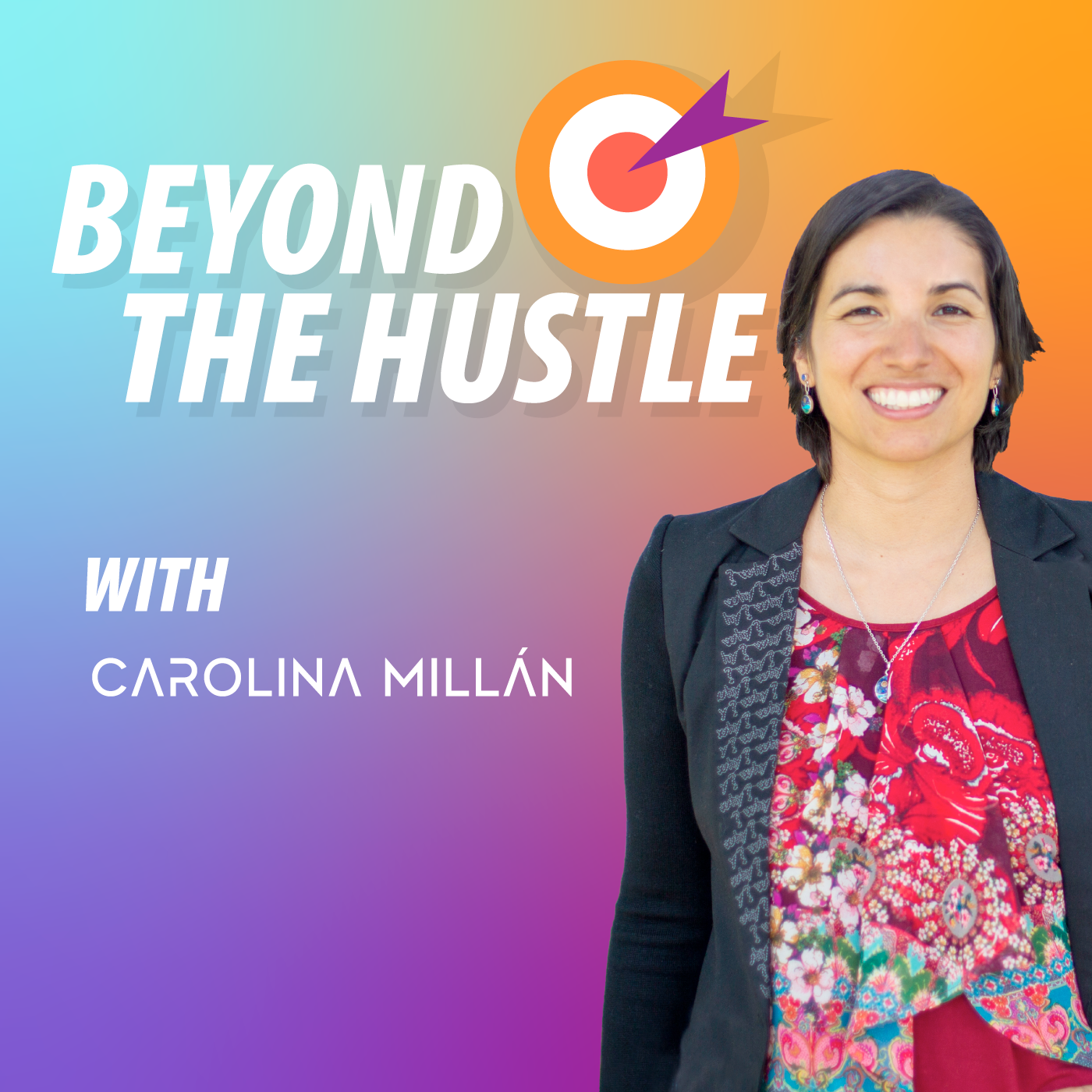 Beyond The Hustle show art