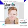 """Artwork for Episode 5: BONUS - Martin Kerr's """"Isolation Groove"""""""