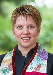 'Who Do You Say I Am?' - (Rev. Tamara Lebak) - Traditional Service