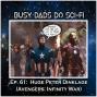 Artwork for Ep. 61:  Huge Peter Dinklage (Avengers:  Infinity War)