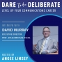 Artwork for David Murray, Executive Director, Professional Speechwriters Association   Ep #33