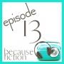 "Artwork for Episode 13: Christian Fiction ""Mashup"" Novels w/ Sandy Barela"