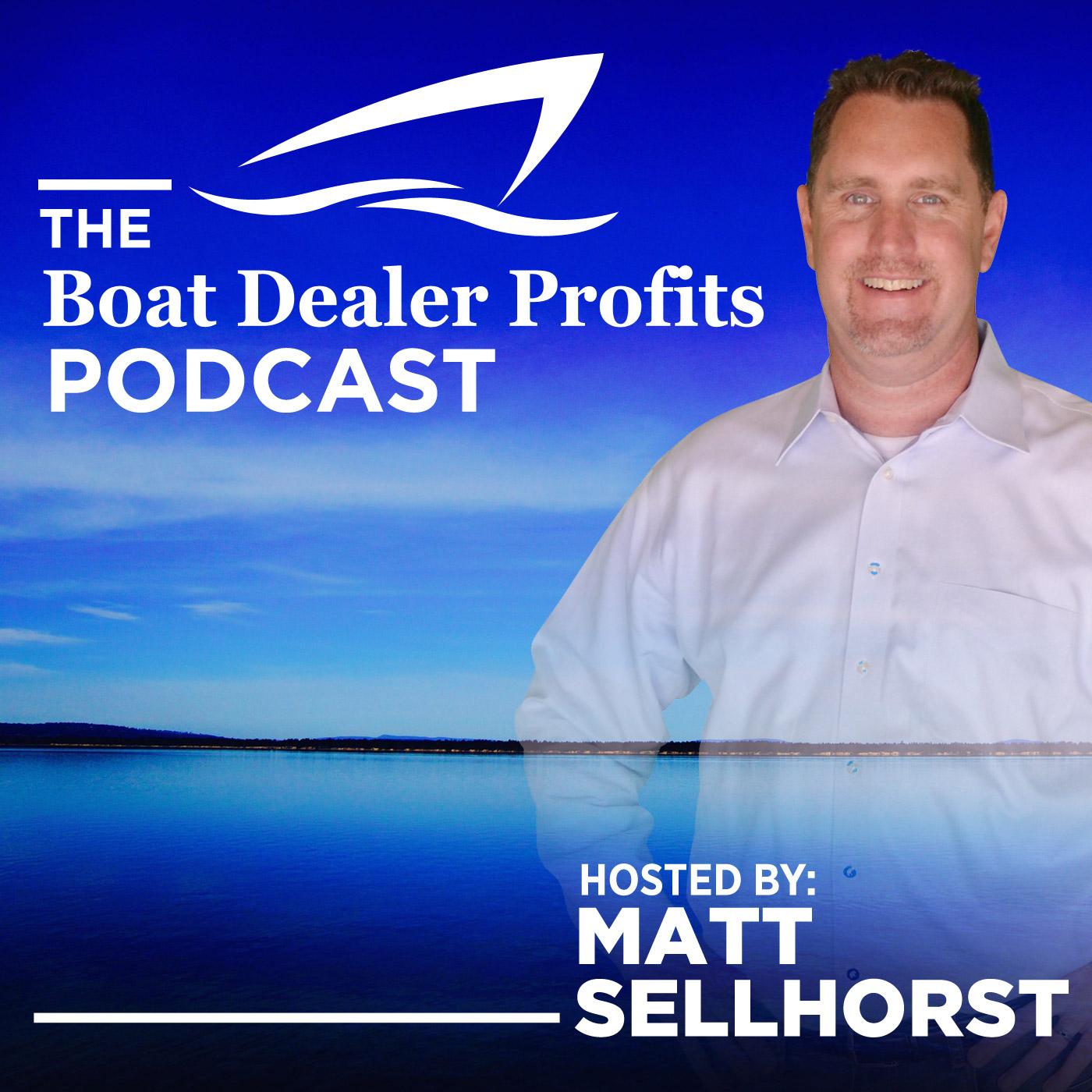Boat Dealer Profits Podcast show art