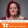Artwork for Episode 15 - Kathryn Hudson: Character Artist and Illustrator